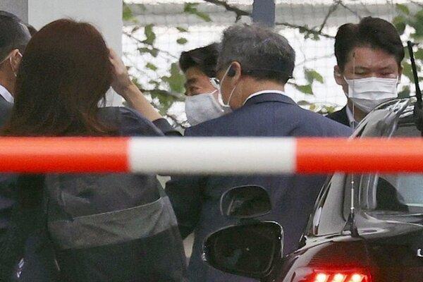 Thủ tướng Nhật Bản Abe Shinzo lại vào viện