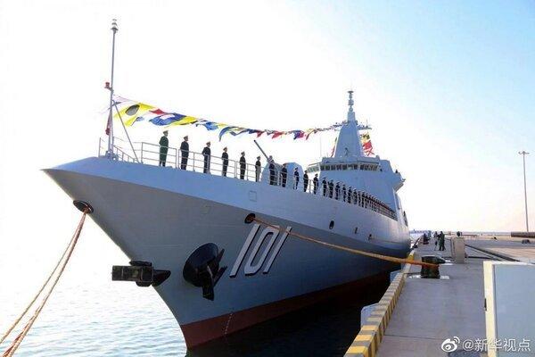 Rộ nghi vấn tàu khu trục Trung Quốc mang 'sát thủ tàu sân bay'