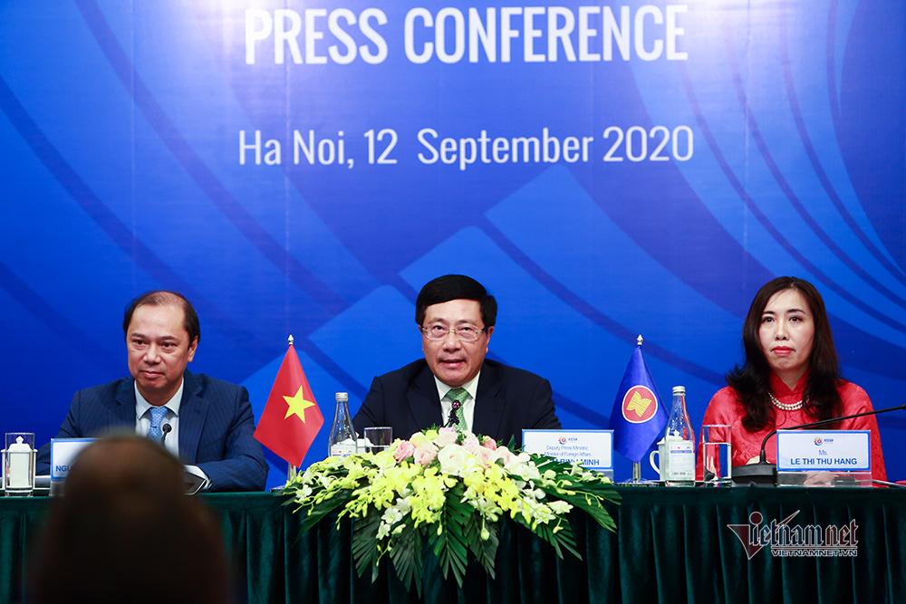 ASEAN không muốn bị kẹt vào cạnh tranh chiến lược giữa các nước lớn