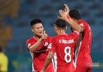 Vùi dập Bình Dương, Viettel tranh vé chung kết với Quảng Ninh