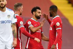 """Salah """"nổ"""" hat-trick, Liverpool thắng siêu kịch tính"""