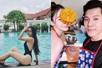 Bạn gái mới của thiếu gia Tuấn Hải: Từng du học Anh, hiện là hot girl trường RMIT