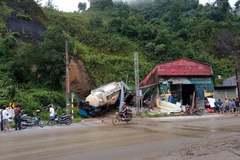 Sập nhà trong lúc đang ngủ, một nam sinh ở Hà Giang tử vong
