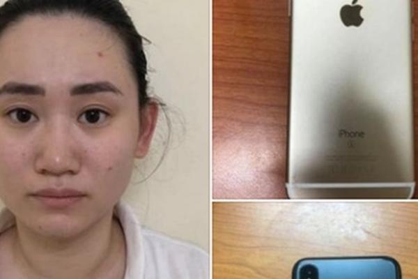 Nữ nhân viên bảo hiểm ở Hà Nội bị bắt