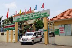20 học sinh ở TP.HCM nhập viện nghi ngộ độc thực phẩm
