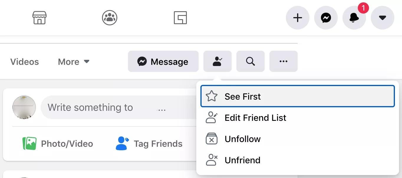Cách ẩn, hủy kết bạn, hoặc chặn ai đó trên Facebook