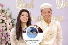 BIẾN CĂNG: Khánh Linh bất ngờ xác nhận mẹ đơn thân, xóa hết ảnh ăn hỏi Bùi Tiến Dũng