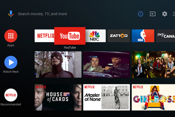 Cách tùy chỉnh màn hình chính của Android TV theo sở thích cá nhân