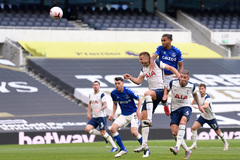 Link xem highlights Tottenham 0-1 Everton