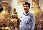 The Saigonese who owns the world's rarest ancient Japanese pottery collection