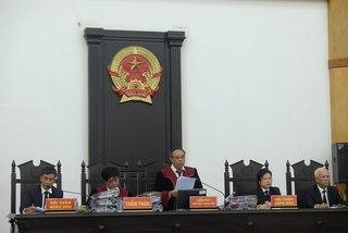 Xét xử vụ Đồng Tâm: 2 bị cáo bị tuyên án tử hình