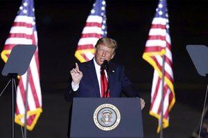 Ông Trump gây sốt vì ý định tranh cử nhiệm kỳ 3