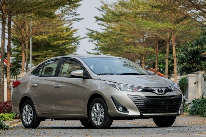 Top 5 chiếc sedan bán chạy: Kia Soluto rẻ nhất đứng cuối