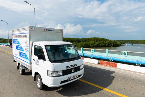 Suzuki Super Carry Pro - 'Vua' xe tải nhẹ