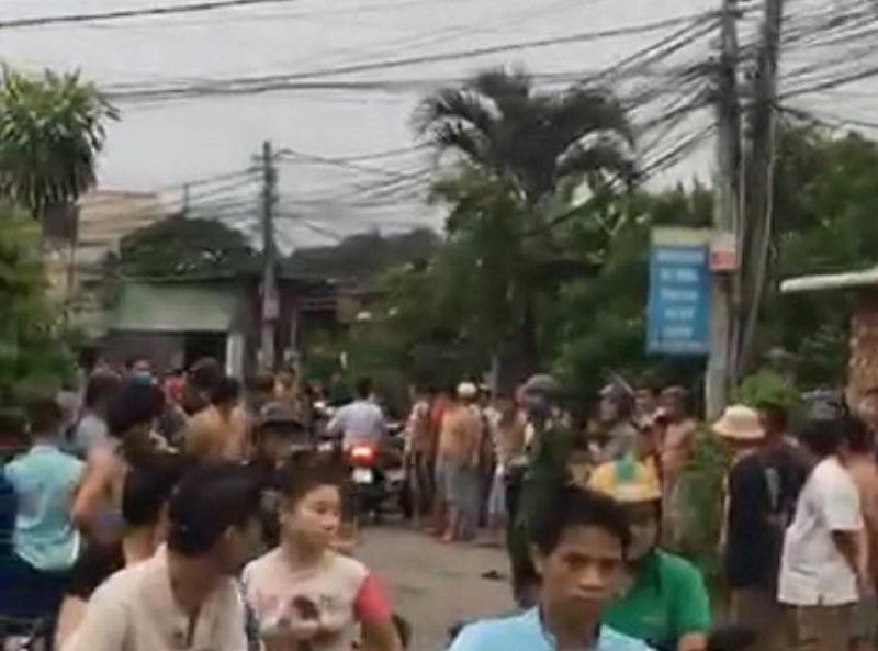 Bênh bố vợ lúc đánh bài, rút dao đâm chết đối thủ ở Đồng Nai