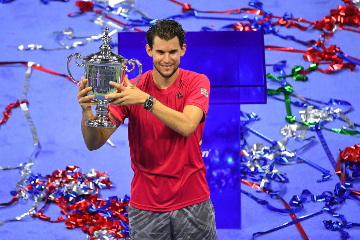 Dominic Thiem vô địch US Open: Đến lúc tung cánh bay cao