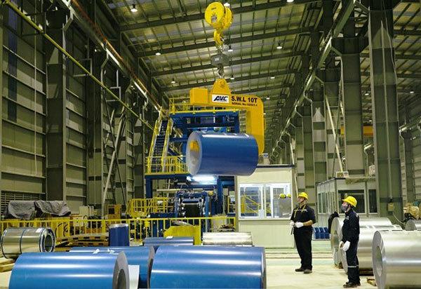 vietnam steel industry