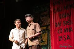 Sân khấu thứ 2 của Nhà hát Kịch Hà Nội tại khu vực phố cổ