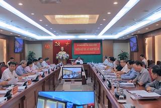 Ủy ban Kiểm tra Trung ương cách chức, cảnh cáo ba thiếu tướng