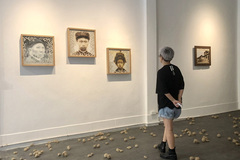 Art exhibition offers new perspectives on time and history
