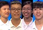 Điều đặc biệt của 4 thí sinh thi chung kết Đường lên đỉnh Olympia 2020