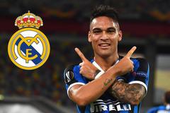 Real dùng Reguilon để ký Lautaro Martinez