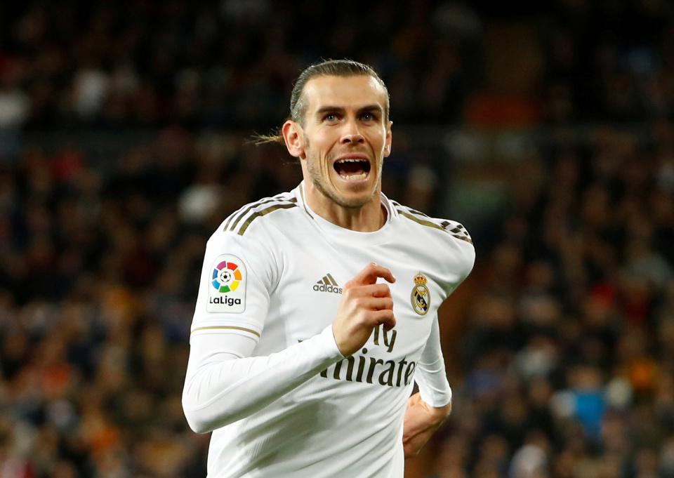 Real Madrid 'xả hàng' Gareth Bale cho MU giá 18 triệu bảng