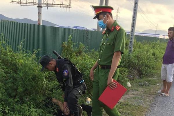 Bắt tài xế ô tô đâm tử vong cảnh sát cơ động ở Bắc Giang