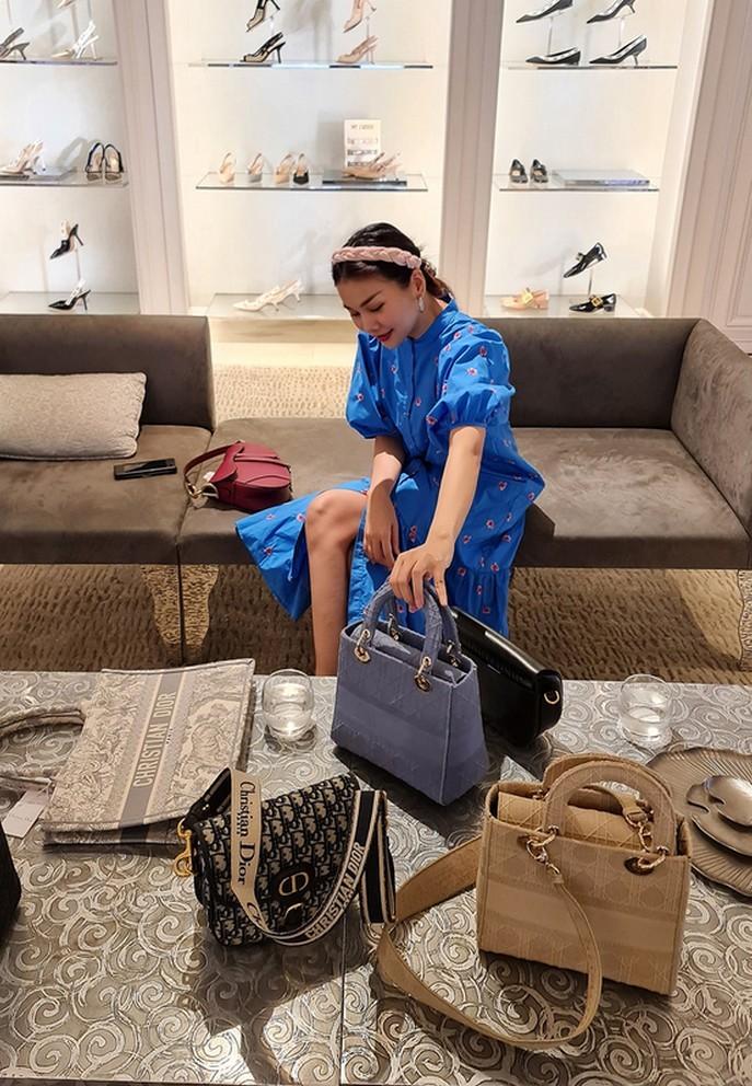 Diva Thanh Lam hạnh phúc bên bạn trai kèm triết lý cuộc sống