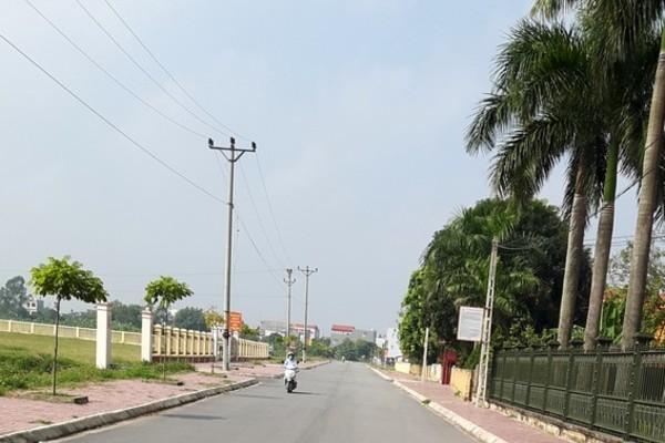 Huyện Bình Giang cán đích chuẩn nông thôn mới