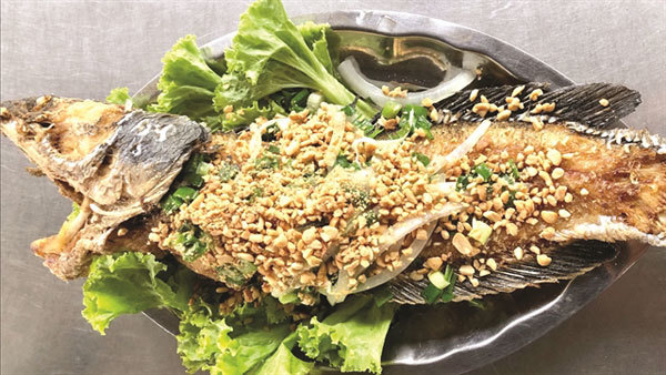 """Try southern delights at one of Binh Duong's """"top ten"""" grills"""