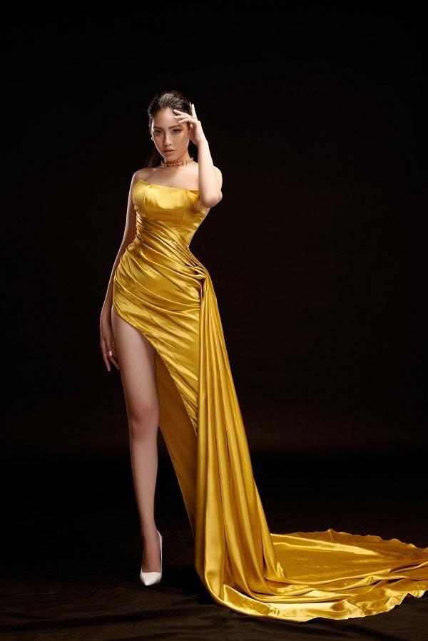 Thiếu nữ lớn lên trong cô nhi viện, eo 58cm dự Hoa hậu Việt Nam 2020