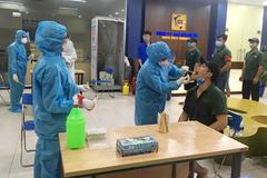 1.000 người tại chợ Bình Điền được lấy mẫu xét nghiệm nCoV trong đêm