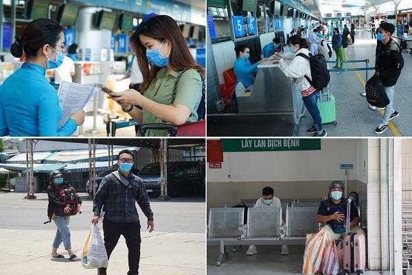 Bến xe, nhà ga ở Đà Nẵng 'hồi sinh' sau thời gian dài 'đóng băng'