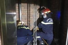 Phát hiện một người tử vong trên nóc thang máy ở Sài Gòn