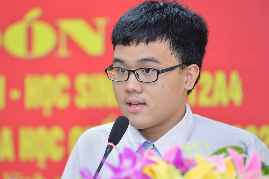 Nam sinh Nghệ An giành HCV quốc tế được thưởng gần 90 triệu đồng
