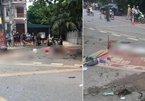 Ô tô tông xe máy khiến ba phụ nữ tử vong lúc 1h sáng ở Phú Thọ