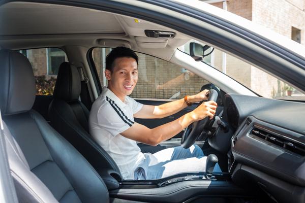 Honda HR-V 2020 - 'tiền vệ trung tâm' ghi điểm với Đỗ Hùng Dũng