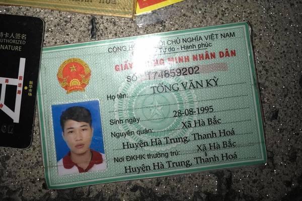 Thanh niên ở Thanh Hóa gây tai nạn chết người rồi về nhà lẩn trốn
