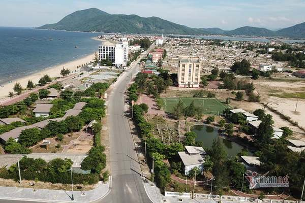 Sai phạm tại dự án trăm tỷ trong khu du lịch nổi tiếng nhất Hà Tĩnh