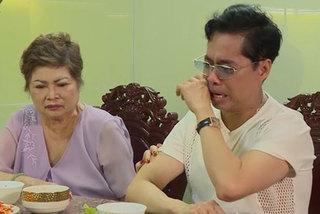 """Ngọc Sơn bật khóc nức nở: """"Khi mẹ còn sống xin hãy đứng tên tất cả tài sản"""""""
