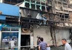Xác định nghi can gây cháy chi nhánh Ngân hàng Eximbank ở Sài Gòn