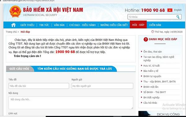 Cảnh báo lừa đảo từ những cuộc gọi mạo danh BHXH Việt Nam