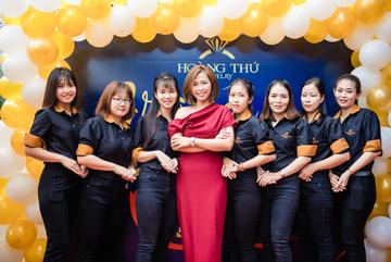 Hoàng Thứ Jewelry - 30 năm xây thương hiệu trang sức kim cương