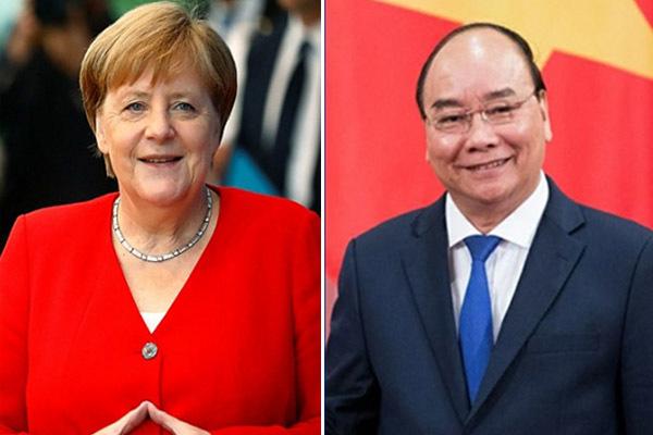 Thủ tướng Đức cảm ơn và chúc mừng Việt Nam trong chống Covid-19