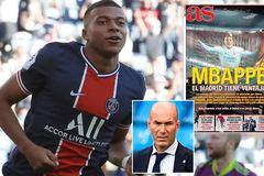 Mbappe nói với PSG, chỉ muốn đến Real Madrid
