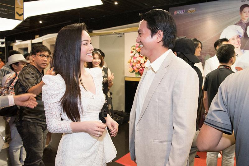 Nhật Kim Anh và Cao Minh Đạt lại vào vai vợ chồng