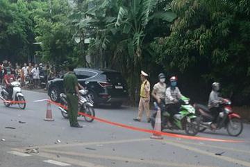 Tạm giữ nam tài xế gây tai nạn khiến ba người chết ở Phú Thọ