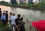 Ba ông cháu tử vong sau khi rơi xuống kênh nước ở Vĩnh Phúc