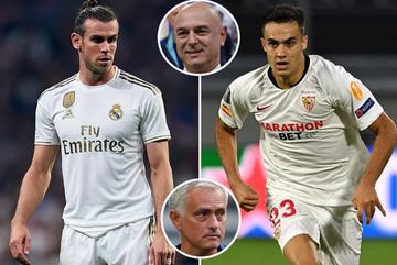 """Mourinho """"phá"""" MU, bốc cả Bale lẫn Reguilon về Tottenham"""